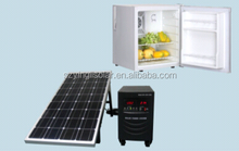 40L white solar fridge for hotel