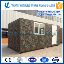 canam- prefabricated container house