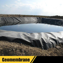 HDPE geomembrane price for koi fish farm