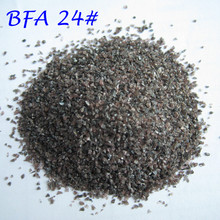 Brown aluminum oxide abrasives