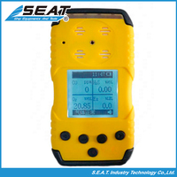 Recommended LCD Panel Argon Gas Detector