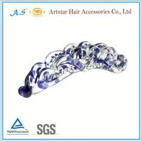 Artstar fashion clip claw synthetic hair ponytail 7090
