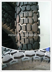 Power Rubber Motorcycle Tyres and Tubes 3.75-18