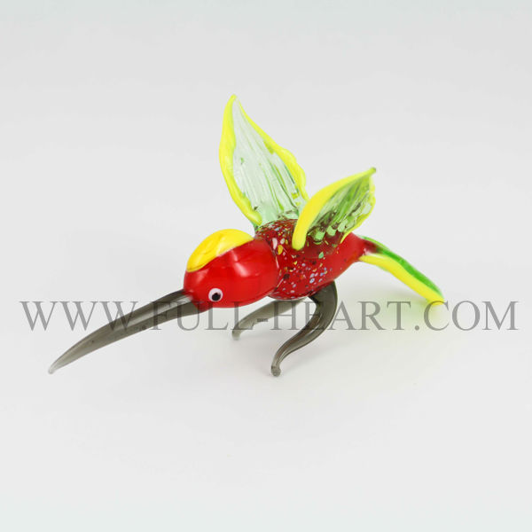 murano glass hummingbird figurines home dacoration hot new products for 2014