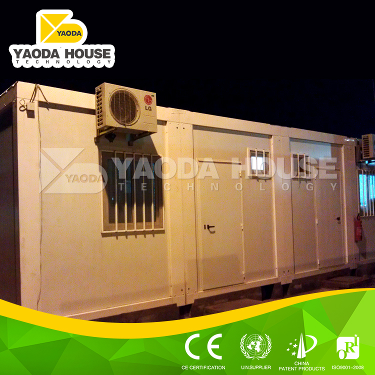 Well-designed pre made houses container