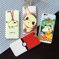 Pokemon Go TPU Snap On Case for iPhone 6s
