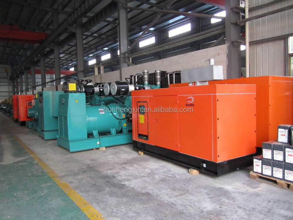 25-250KVA Silent Diesel Generators With Cummins Engines