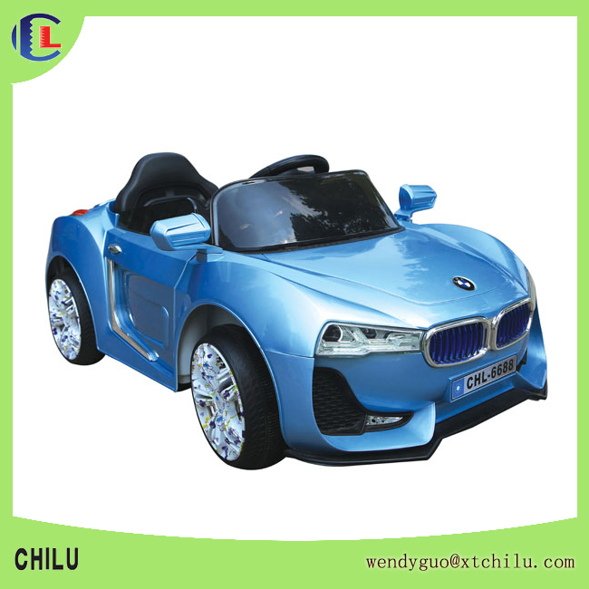 New design battery powered electric car toy/Ride on Car(factory)