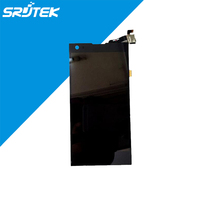 SRJTEK LCD Display Screen With Touch Screen Digitizer Assembly For THL T100S