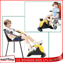 Children use Health Products Leg Exercise Machine for Elderly/Mini Foldable Excercise Bike Pedal rehab cycle