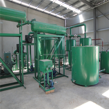 Hot ZSA Black Used Oil Recovering Machine