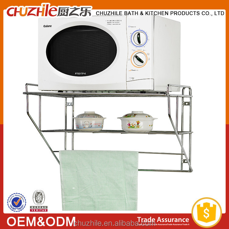 Latest Design Statement Microwave Oven Rack, China Most Fashionable Supplier Microwave Oven Grill Rack