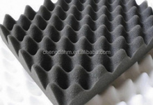 film foil coated acoustic foam with glue