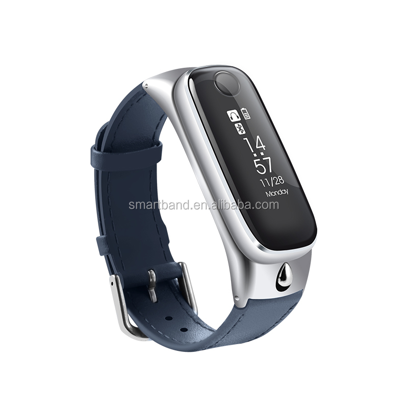 Hot M6 Mini Smart Watch Bracelet Sports Smartband Wearable Devices Wristband With Bluetooth Headset