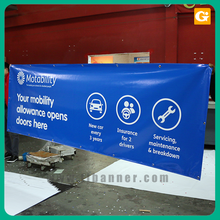 Pvc flex banner advertising banners