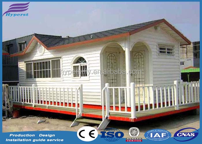 Small prefab house/preab house kits/prefab mini home