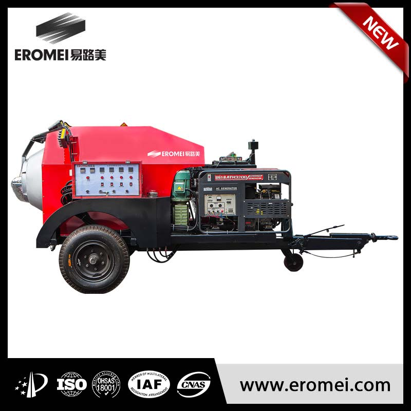 asphalt repairing machine