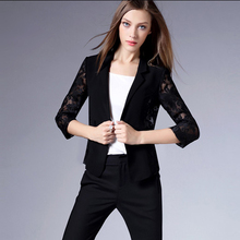 short women's coats 2015 factory direct wholesale high-quality ladies Small Suits Coats