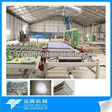 supplier of high quality gypsum board production plant