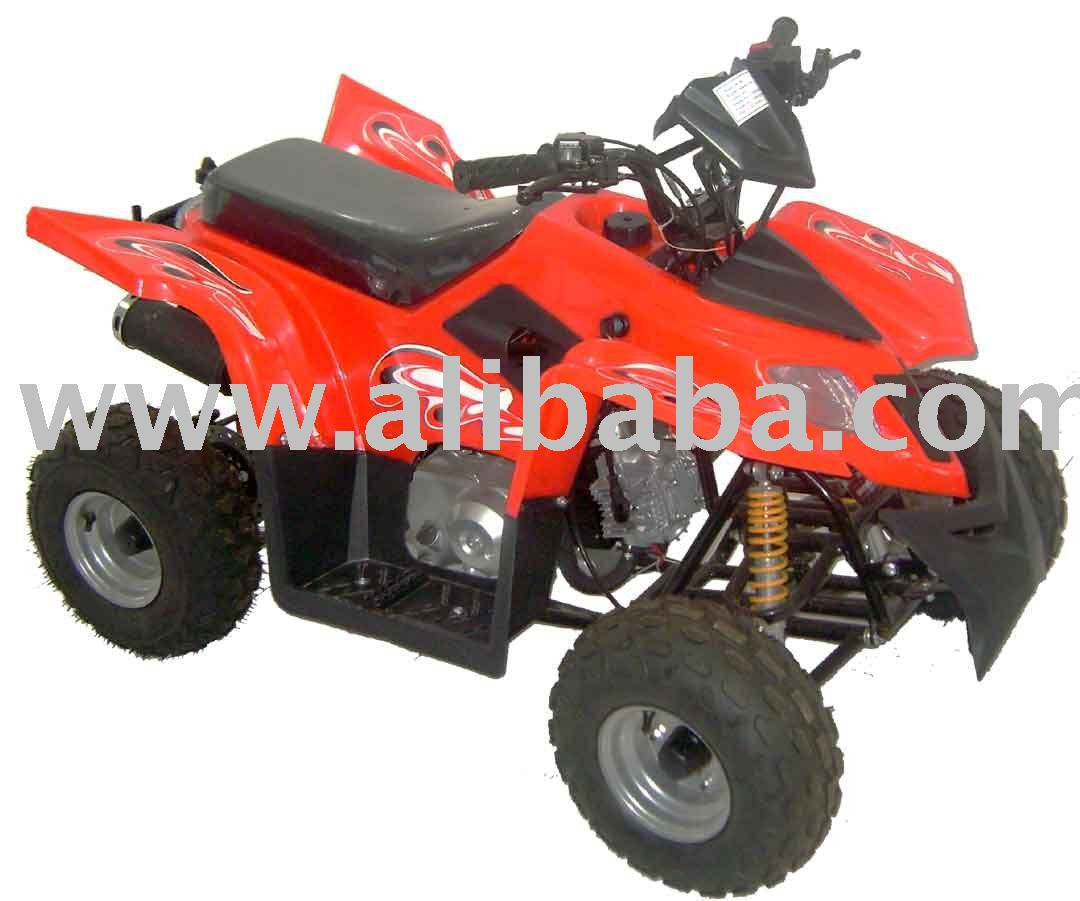 ATVs - All Terrain Vehicles in India