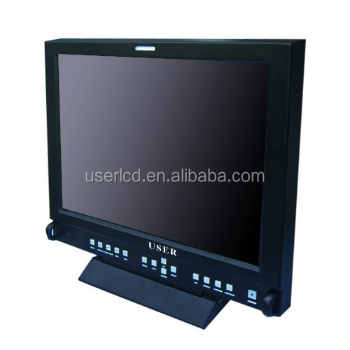 5 Inch Small Size High Brightness LCD Security Monitor