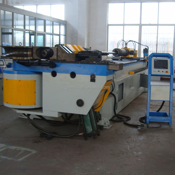 CNC tube machine bender GM-SB-38CNC-2A-1S