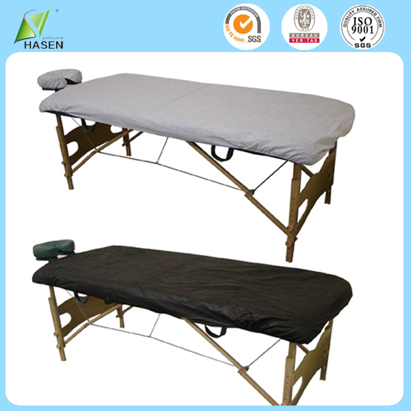 New bed sheet design High quality Disposable pp hospital bed sheet/Massage bed sheets manufacturers in china