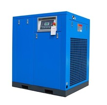 75kw industrial air supply machine JYAM100A-A3 ac power lg screw air compressor 380v 50hz lubricant oil 100hp 8bar