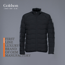 Super Hot-sell Style Without Stitching Line Decorate YKK Zippers Filling Canadan Goose for Men's Winter down jacket