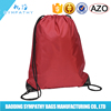 Custom Cheap Promotional Canvas Drawstring Bag/Wholesale Cotton Drawstring Bag/Waterproof Custom Polyester Nylon
