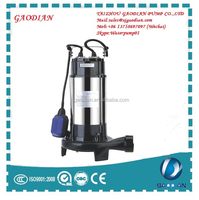 centrifugal type sewage submersible pump