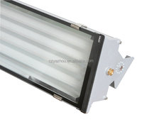 4x18w ip65 waterproof lighting fixture