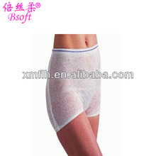 Hospital Unisex Disposable Underwear