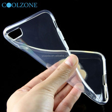 ultra thin transparent tpu 0.5mm case for iphone 7, for iphone 7 tpu case, for iphone 7 cover case smartphone