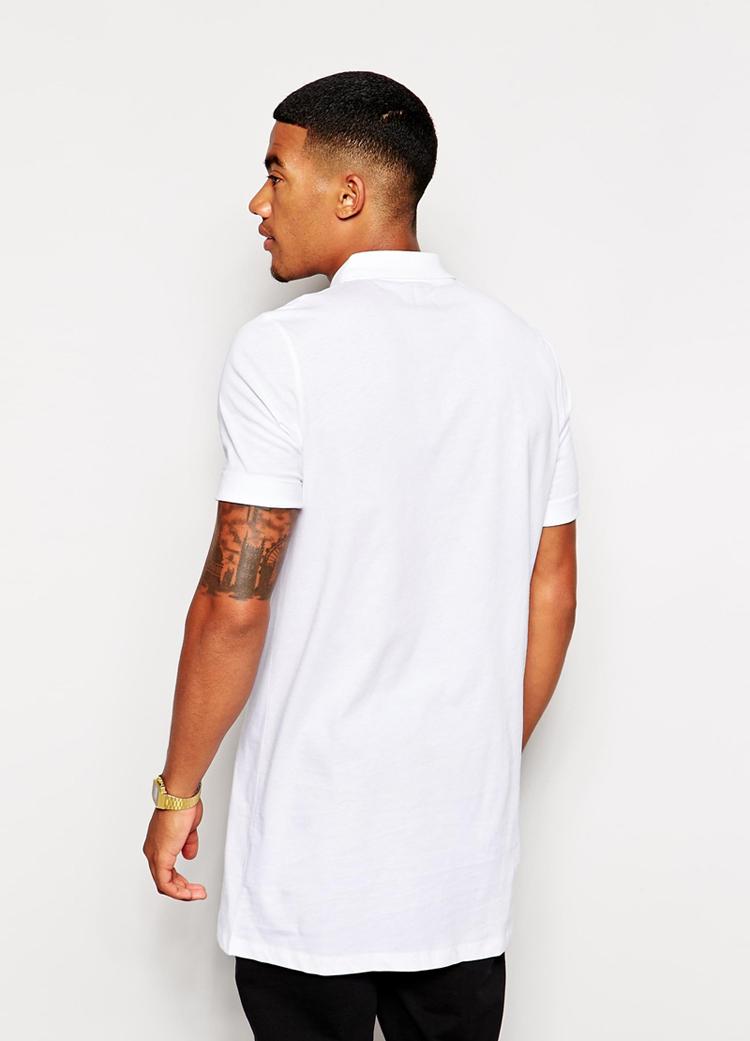 Alibaba china men plain white polo t shirt for wholesale for Plain t shirt wholesale philippines