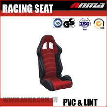 Carbon fiber Car racing simulator seat