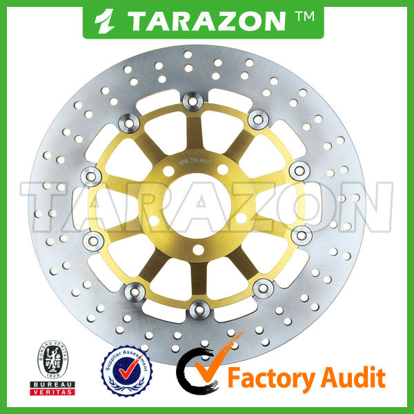 Suzuki 310mm Front Floating Round Oversize Brake Disc Disk Rotor For GS400