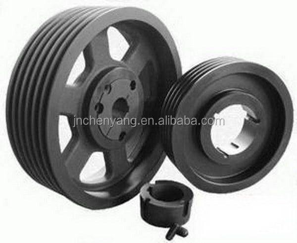 Alibaba china hot selling synchronous belt pulley h100