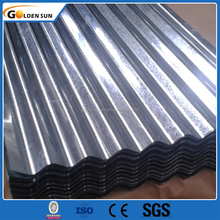 2016 new technology aluminium SGLCC Hot Dipped ZINC Coated 80 Galvanized Corrugated steel Sheet