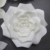 Hot selling white giant paper flower wall ,artificial wedding decoration white foam flower wall