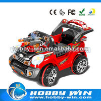 2013 new product 4 CH RC B/O Child Jeep Car mini cooper folding bike bicycle