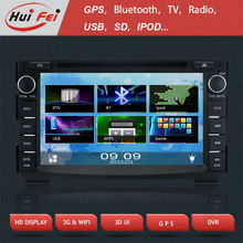 HuiFei KGL-7681G Car DVD player with 3G new optimizer UI for OPEL Astra