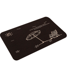 High-quality customized cartoon thick wire floor mat