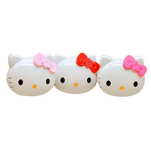 Promotion Gift! 2015 Sunlnnya Factory Cartoon hello kitty power bank battery 4400mah