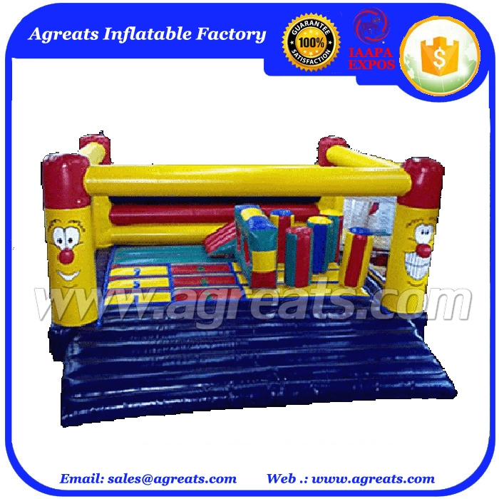 2017 Newly Cheap commercial used inflatable jumping trampolines,indoor toys funny inflatable bouncers factory G1075