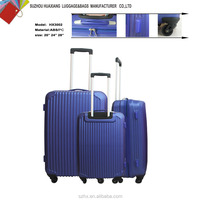 3pieces Sets Hardside Travel Trolley 3