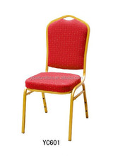 Aluminium Steel Foam Banquet Chairs For Wedding Party(YC601)