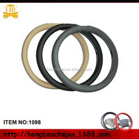 Best quality top sell steering wheel cover for car