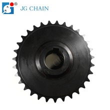 Qualified b series standard transmission roller chain kits alloy steel 10b-1 chain sprocket