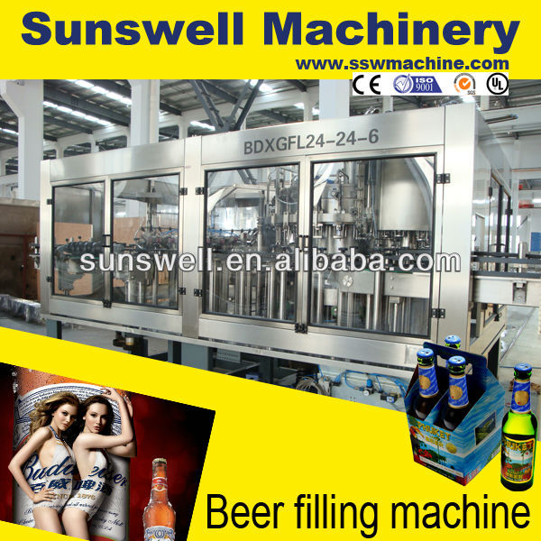 Beer Filling Machine/Wine Filling Machine